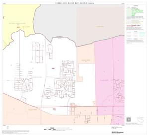 Primary view of object titled '2000 Census County Block Map: Harris County, Block 50'.