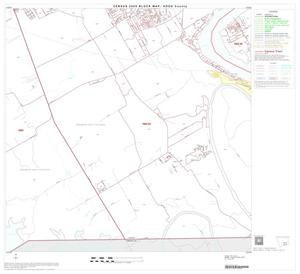 Primary view of object titled '2000 Census County Block Map: Hood County, Block 14'.