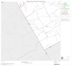 Primary view of object titled '2000 Census County Block Map: Bosque County, Block 19'.