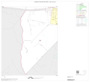 Primary view of object titled '2000 Census County Block Map: Lee County, Inset C03'.