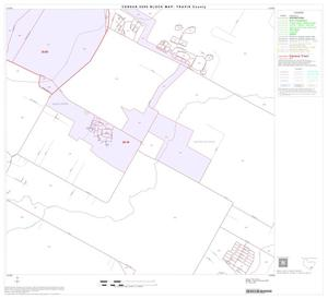 Primary view of object titled '2000 Census County Block Map: Travis County, Block 81'.