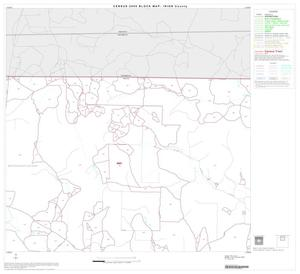 Primary view of object titled '2000 Census County Block Map: Irion County, Block 2'.