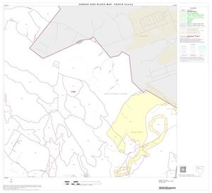 Primary view of object titled '2000 Census County Block Map: Travis County, Block 8'.
