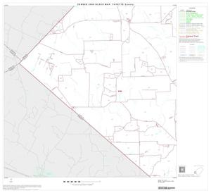 Primary view of object titled '2000 Census County Block Map: Fayette County, Block 13'.