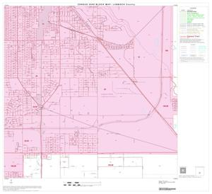 Primary view of object titled '2000 Census County Block Map: Lubbock County, Block 32'.