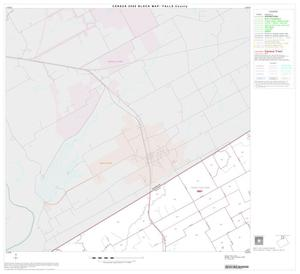 Primary view of object titled '2000 Census County Block Map: Falls County, Block 1'.