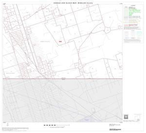 Primary view of object titled '2000 Census County Block Map: Winkler County, Block 14'.