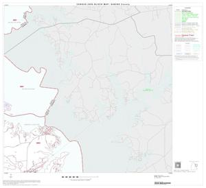Primary view of object titled '2000 Census County Block Map: Sabine County, Block 5'.