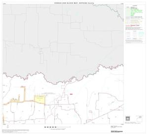 Primary view of object titled '2000 Census County Block Map: Hopkins County, Block 2'.