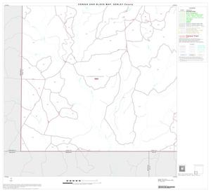 Primary view of object titled '2000 Census County Block Map: Donley County, Block 7'.