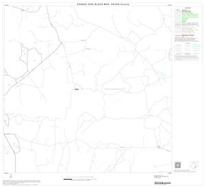 Primary view of object titled '2000 Census County Block Map: Pecos County, Block 33'.