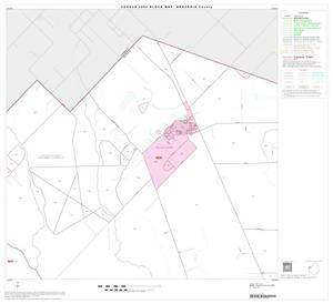 Primary view of object titled '2000 Census County Block Map: Brazoria County, Block 14'.