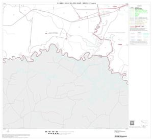 Primary view of object titled '2000 Census County Block Map: Bowie County, Block 24'.