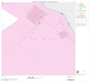 Primary view of object titled '2000 Census County Block Map: Jefferson County, Block 54'.
