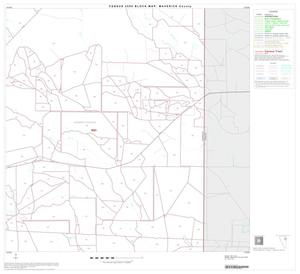 Primary view of object titled '2000 Census County Block Map: Maverick County, Block 8'.