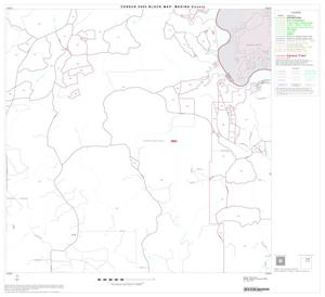 Primary view of object titled '2000 Census County Block Map: Medina County, Block 7'.