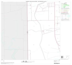 Primary view of object titled '2000 Census County Block Map: Jefferson County, Block 17'.