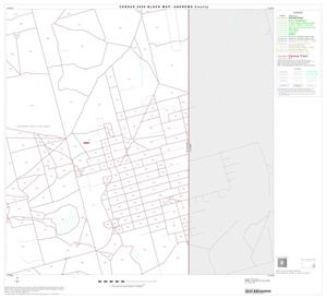 Primary view of object titled '2000 Census County Block Map: Andrews County, Block 18'.
