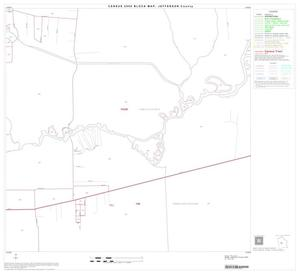 Primary view of object titled '2000 Census County Block Map: Jefferson County, Block 36'.