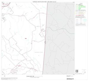 Primary view of object titled '2000 Census County Block Map: Walker County, Block 14'.