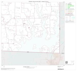 Primary view of object titled '2000 Census County Block Map: Cooke County, Block 20'.