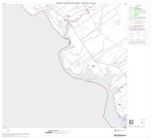 Primary view of object titled '2000 Census County Block Map: Zapata County, Block 7'.