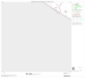 Primary view of object titled '2000 Census County Block Map: El Paso County, Block 84'.