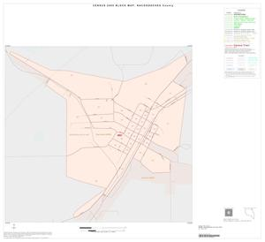 Primary view of object titled '2000 Census County Block Map: Nacogdoches County, Inset A01'.