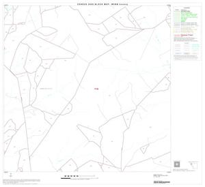 Primary view of object titled '2000 Census County Block Map: Webb County, Block 8'.