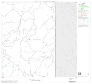 Primary view of object titled '2000 Census County Block Map: Oldham County, Block 10'.