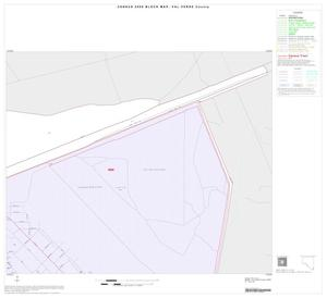 Primary view of object titled '2000 Census County Block Map: Val Verde County, Inset C11'.