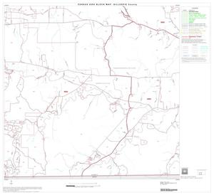 Primary view of object titled '2000 Census County Block Map: Gillespie County, Block 6'.