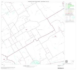 Primary view of object titled '2000 Census County Block Map: Navarro County, Block 8'.