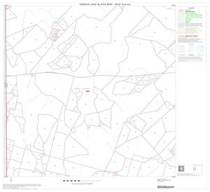 Primary view of object titled '2000 Census County Block Map: Frio County, Block 5'.