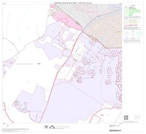 Primary view of object titled '2000 Census County Block Map: Travis County, Block 24'.