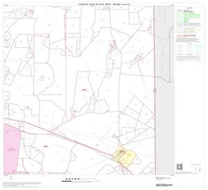 Primary view of object titled '2000 Census County Block Map: Webb County, Block 31'.
