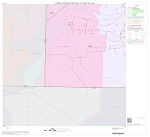 Primary view of object titled '2000 Census County Block Map: Dallas County, Block 91'.