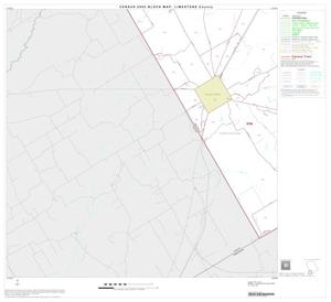 Primary view of object titled '2000 Census County Block Map: Limestone County, Block 12'.