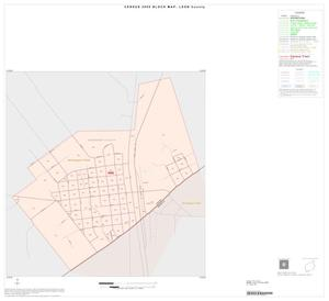 Primary view of object titled '2000 Census County Block Map: Leon County, Inset G01'.