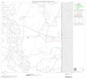 Primary view of object titled '2000 Census County Block Map: Garza County, Block 6'.