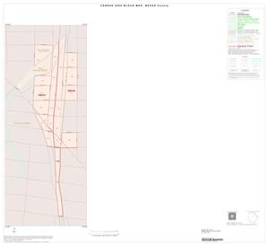 Primary view of object titled '2000 Census County Block Map: Bexar County, Inset C01'.