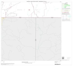 Primary view of object titled '2000 Census County Block Map: Bandera County, Block 13'.