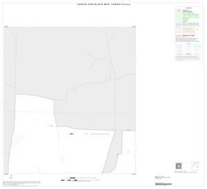 Primary view of object titled '2000 Census County Block Map: Fannin County, Inset B01'.