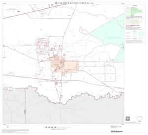Primary view of object titled '2000 Census County Block Map: Hardin County, Block 18'.