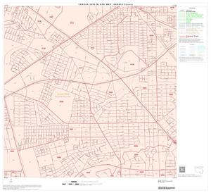 Primary view of object titled '2000 Census County Block Map: Harris County, Block 169'.