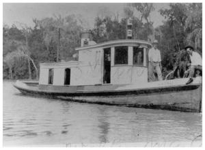 Primary view of object titled '[Tugboat]'.