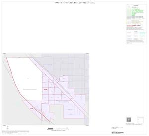 Primary view of object titled '2000 Census County Block Map: Lubbock County, Inset B01'.