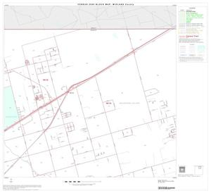 Primary view of object titled '2000 Census County Block Map: Midland County, Block 3'.