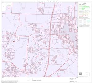 Primary view of object titled '2000 Census County Block Map: Collin County, Block 23'.