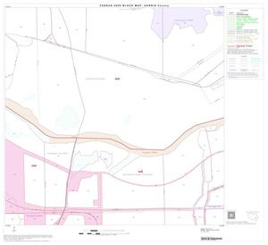 Primary view of object titled '2000 Census County Block Map: Harris County, Block 157'.